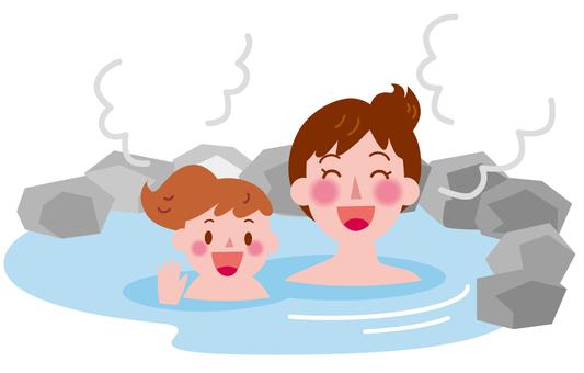 Outdoor bath-3