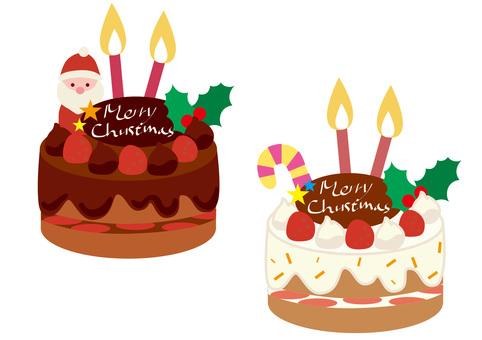 Christmas cake -2