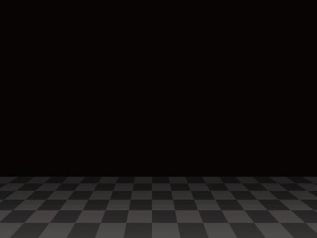 Ichimatsu stage black