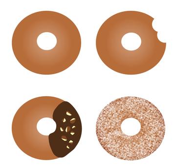 甜甜圈4型設置