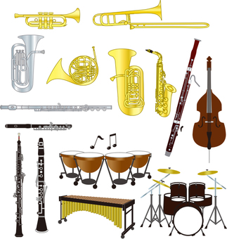 Instrument set color