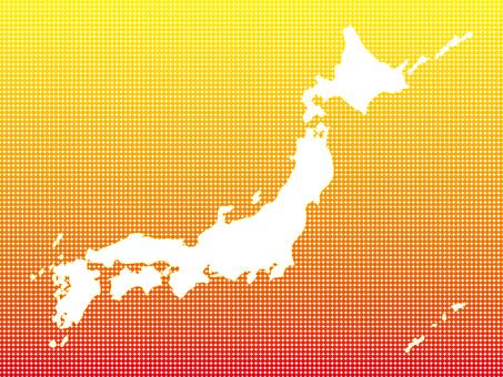 Japan Map 06