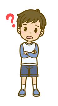 Boys (children): A_ Question 01 FS