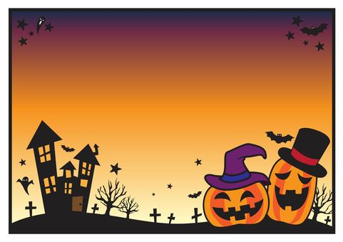 Halloween card _ color