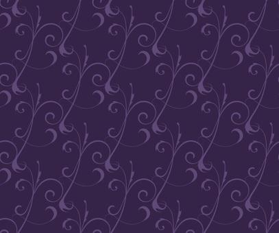 Western style wallpaper _ 1 _ purple