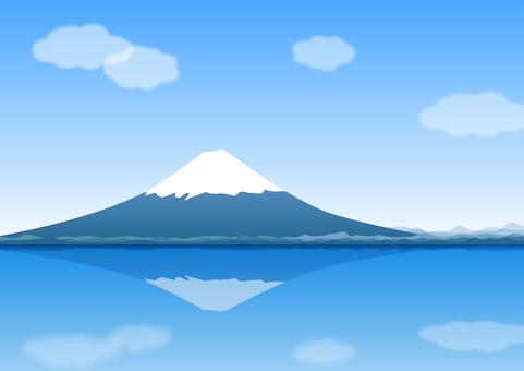 Mt. Fuji landscape