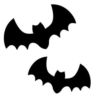 Halloween bats (banquet)