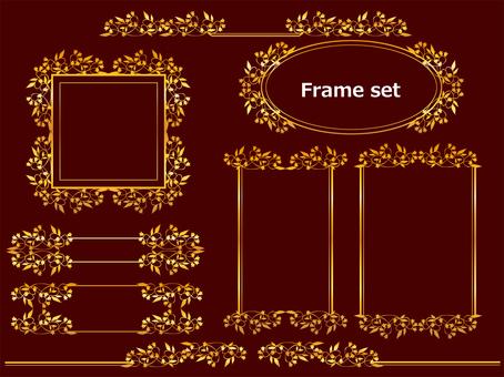 Decorative frame 22
