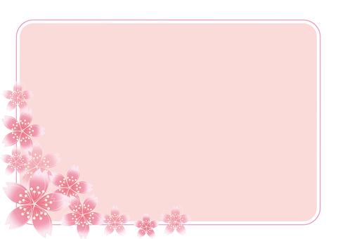 Sakura cherry tree & board 30
