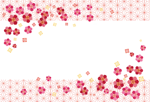 Japanese style frame 12
