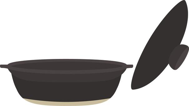 뚝배기 / Earthenware pot