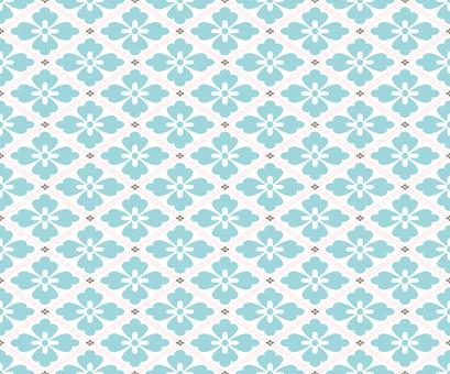 일본식 디자인 원활한 패턴 집 花菱 04