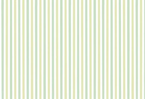 Striped green and yellowish green