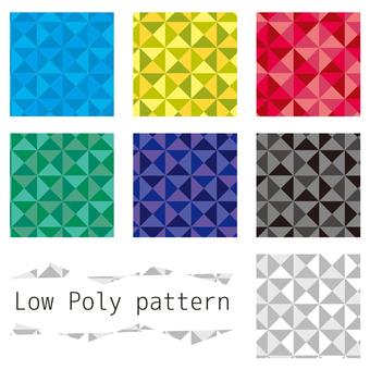 low poly pattern cs2
