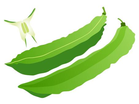 Four-corner bean
