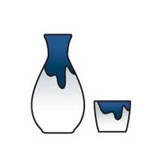 日本酒_青
