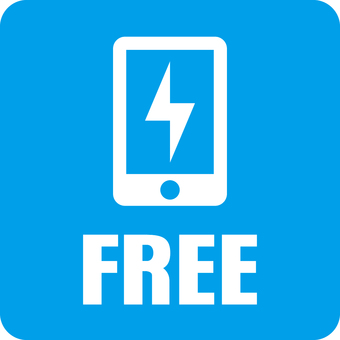 Charging _ Free _ Display _ 02 _ Aqua Blue