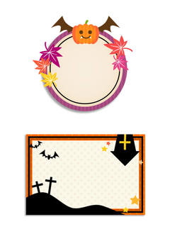 Tags and cards that could be used for Halloween