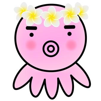 Octollus octopus E (white · eyebrows)