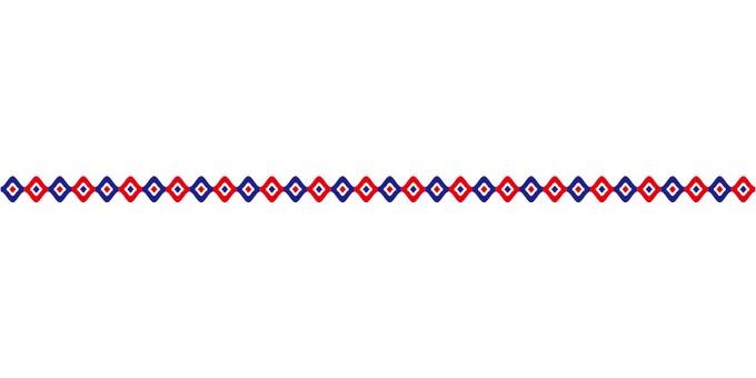 三色線10