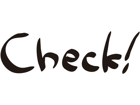 Check! (Black)