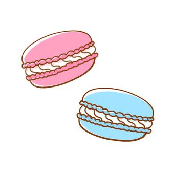 Macarons (2 pieces)