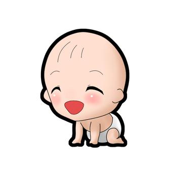 Baby hi-hi