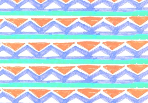북유럽 풍의 무늬 2