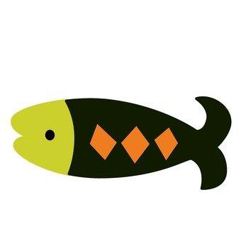 세련된 물고기
