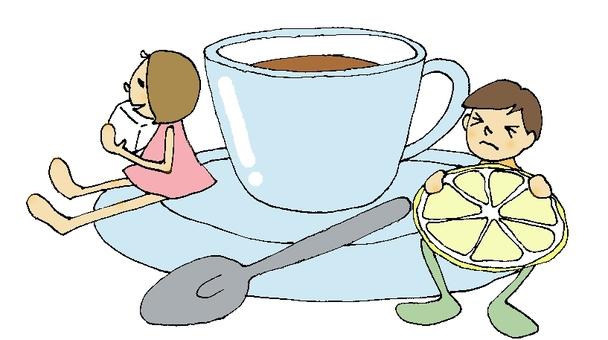 Tea and fairies