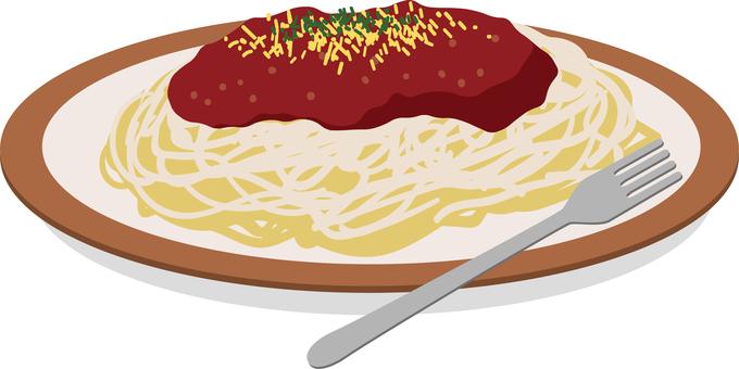意大利麵條肉醬