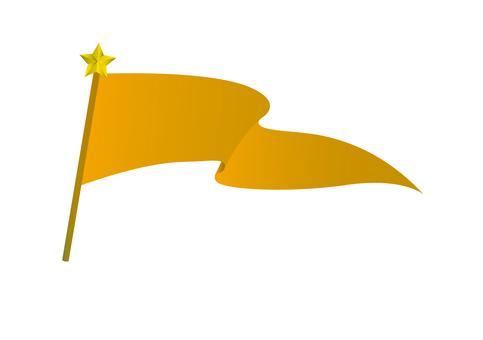 Flag Yellow