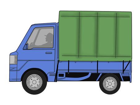 軽 Auto (Green)