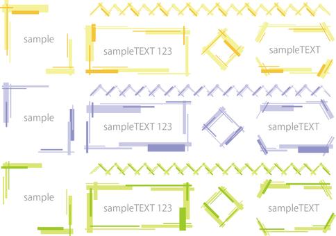 Frame - square 2