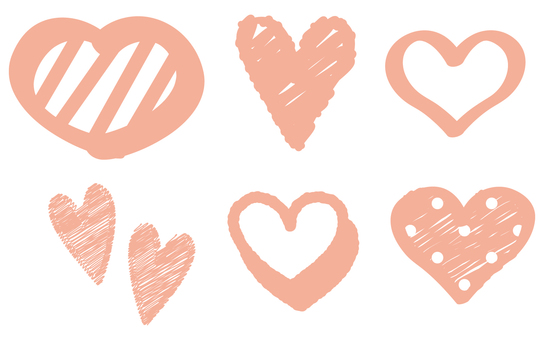 Heart assortment