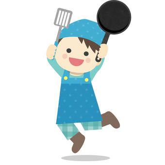 烹飪班_兒童_廚師15