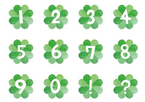 Clover number
