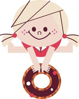 Donut jump ☆