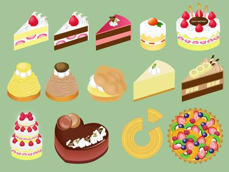 Cake summary