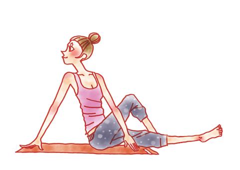 Yoga Women 04