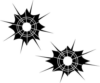 铳 marks