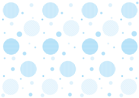 Wallpaper - diagonal line polka - blue