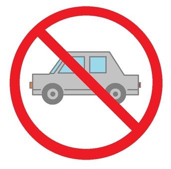 Vehicle ban