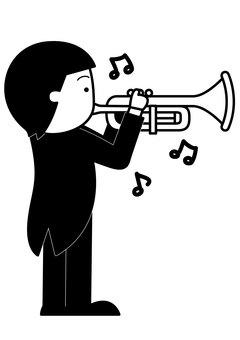 Trumpet 1c