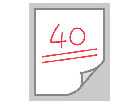 40 tests
