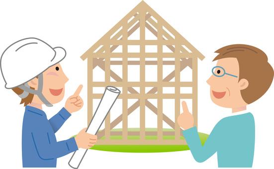 71023. Building site