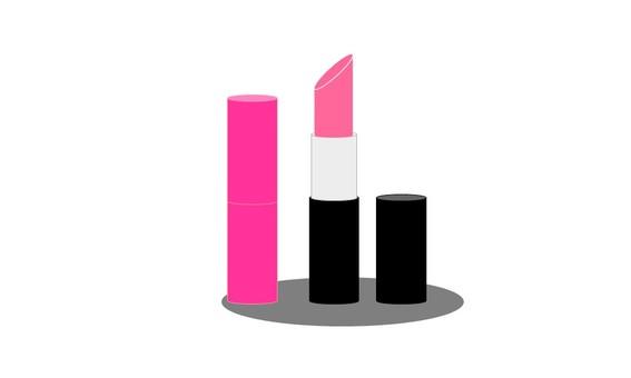 립스틱 핑크