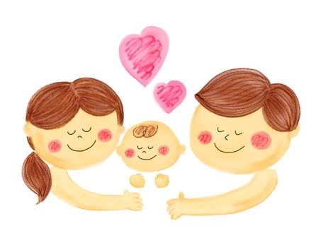 朋友和父母