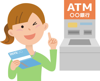 90313. ATM and women