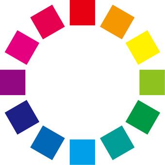 Color chart 2c